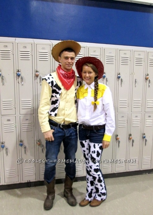 trajes halloween toy story