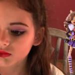 Tutorial de maquillaje como Clawdeen Wolf