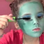 Cómo maquillar como Frankie Stein