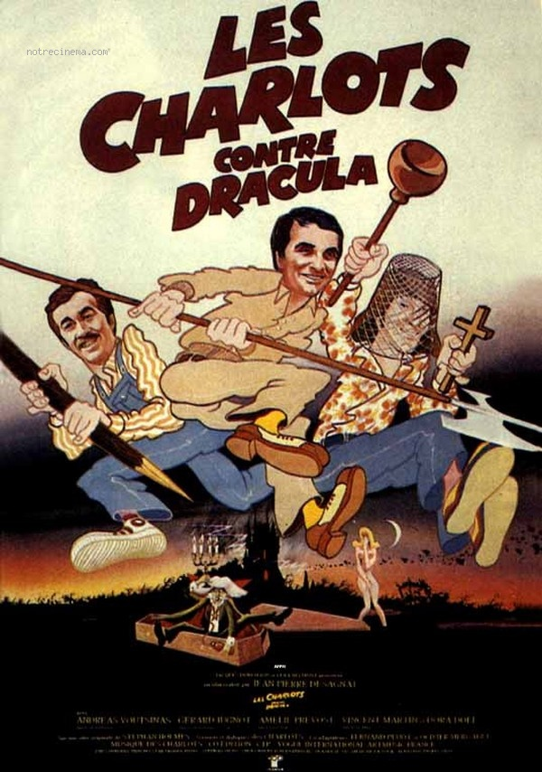 Les Charlots contre Dracula