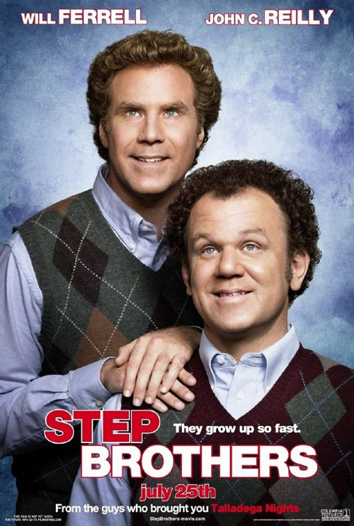 Step brothers Hermanos por pelotas