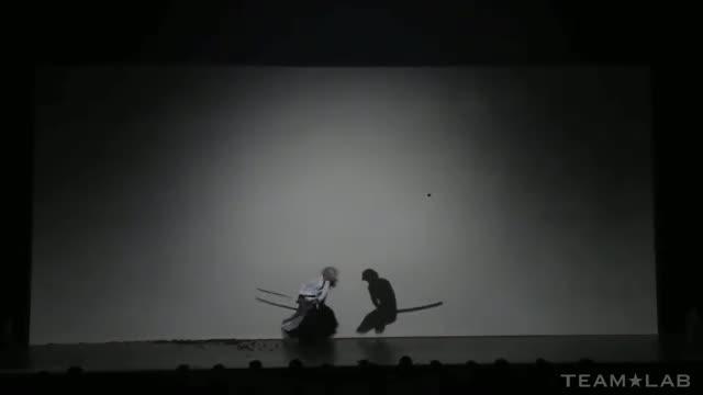 Taichi Saotome samura lucha sombras 3