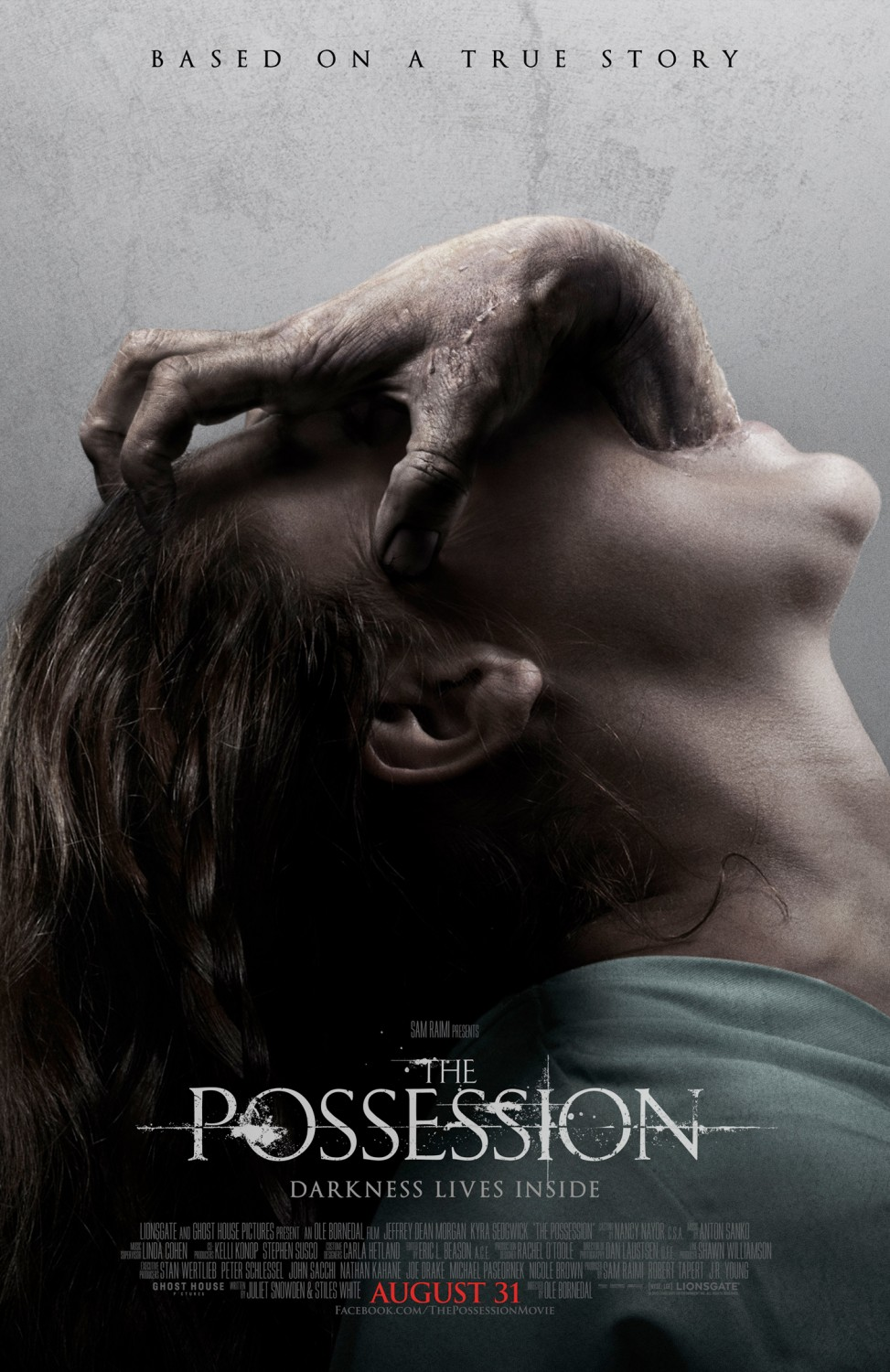 The Possession pelicula poster