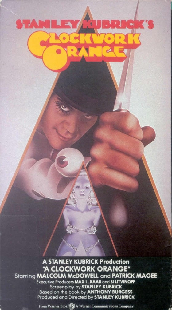 a clockwork orange naranja mecanica