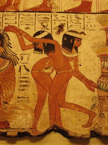 bailarinas egipcias
