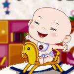Juegos de vestir bebés