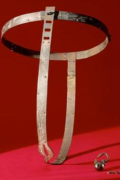 cinturon castidad