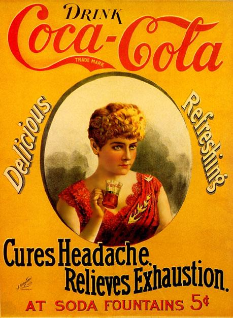 coca cola medicina dolor cabeza