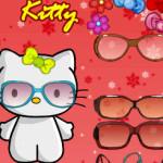Juego de vestir a Hello Kitty