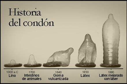 condon historia evolucion