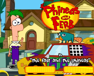 construye-coches-phineas-ferb