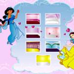 Decorar la habitación de princesas Disney
