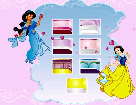 decora-habitacion-princesa-disney