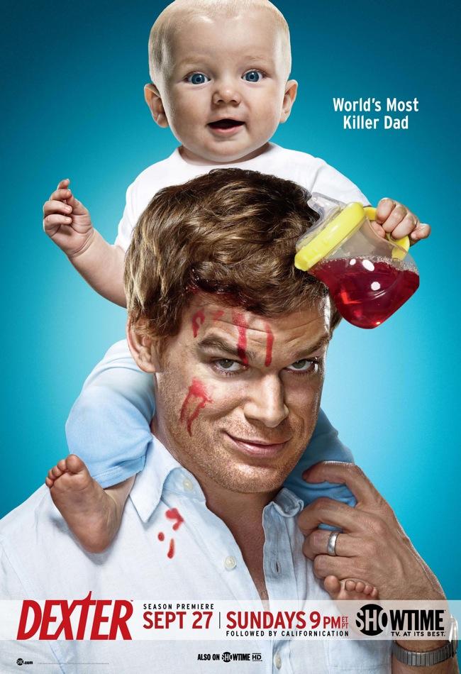 dexter 4 temporada poster
