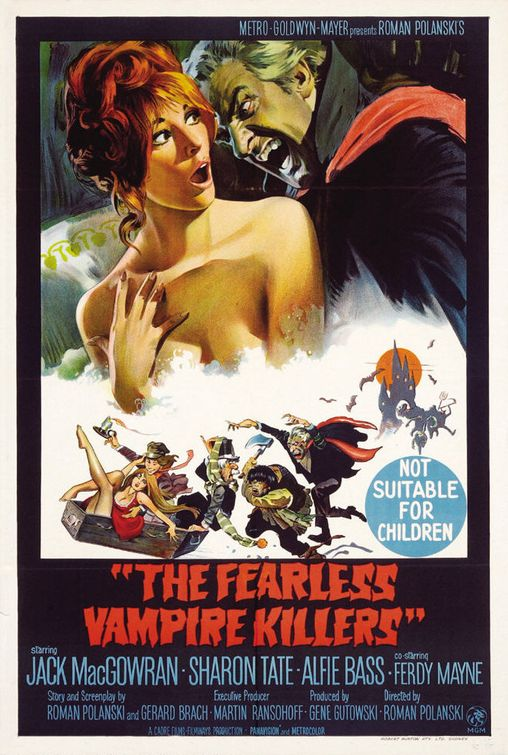 fearless vampire killers baile vampiros