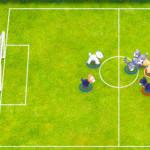 Fútbol con perros