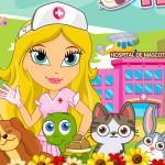 Veterinaria del hospital de mascotas
