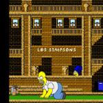 Juego de tiros con Los Simpsons