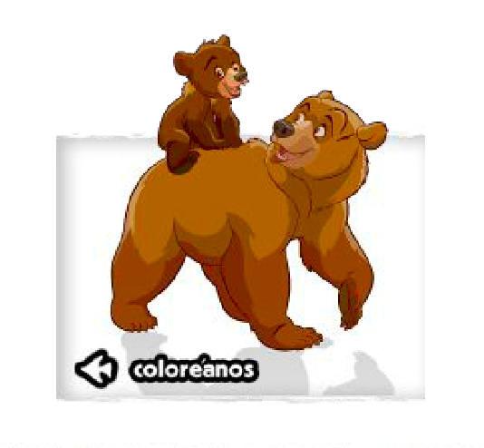 juego-colorear-tierra-osos