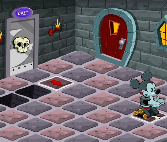 juego-robot-mickey-mouse