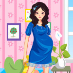 Juego de ropa para chicas esperando un bebé