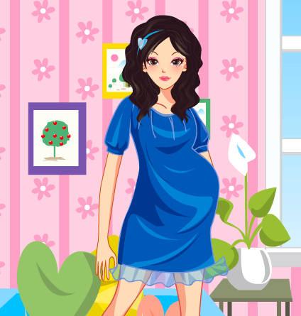 juego-ropa-chicas-esperando-bebe