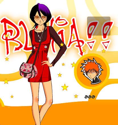 juego-vestidos-moda-rukia-kuchiki