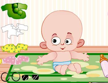 juego-vestir-bebe