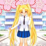 Juego de vestir anime y uniformes seifuku