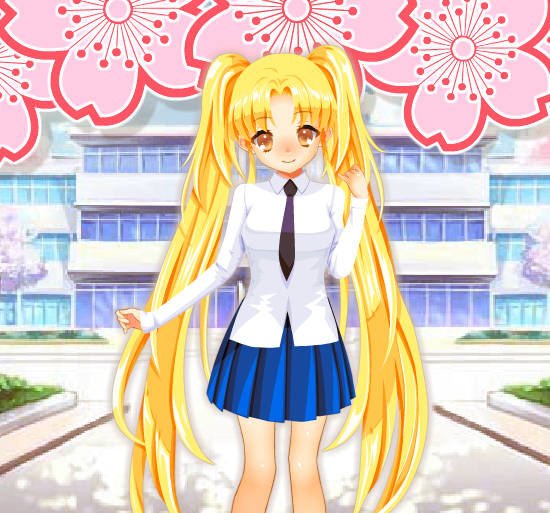Juego De Vestir Anime Y Uniformes Seifuku Juegos