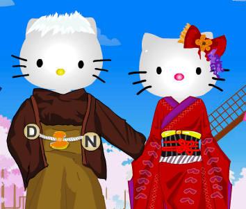 juego-vestir-kitty