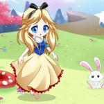 Juego de vestir pequeñas princesas