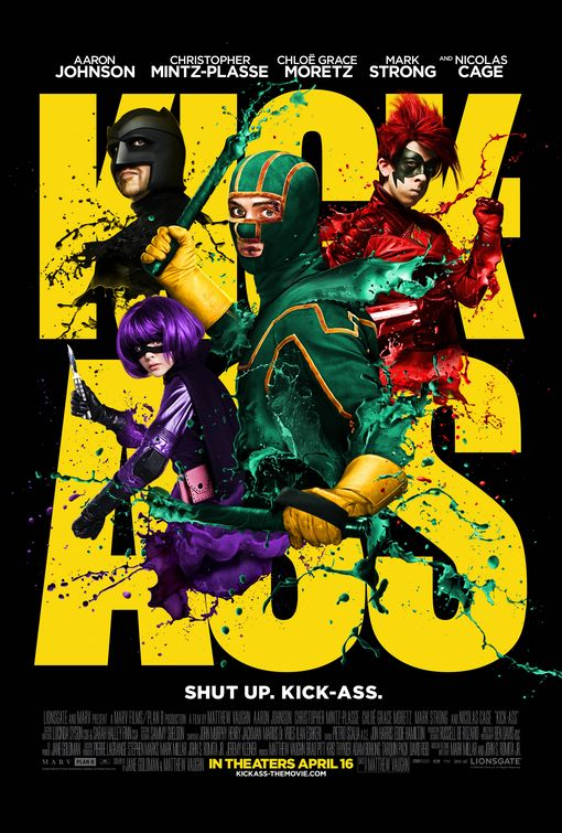 kick ass pelicula