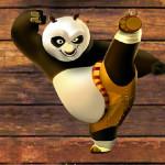 Juego de carreras con Kung Fu Panda