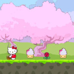 La aventura de Hello Kitty
