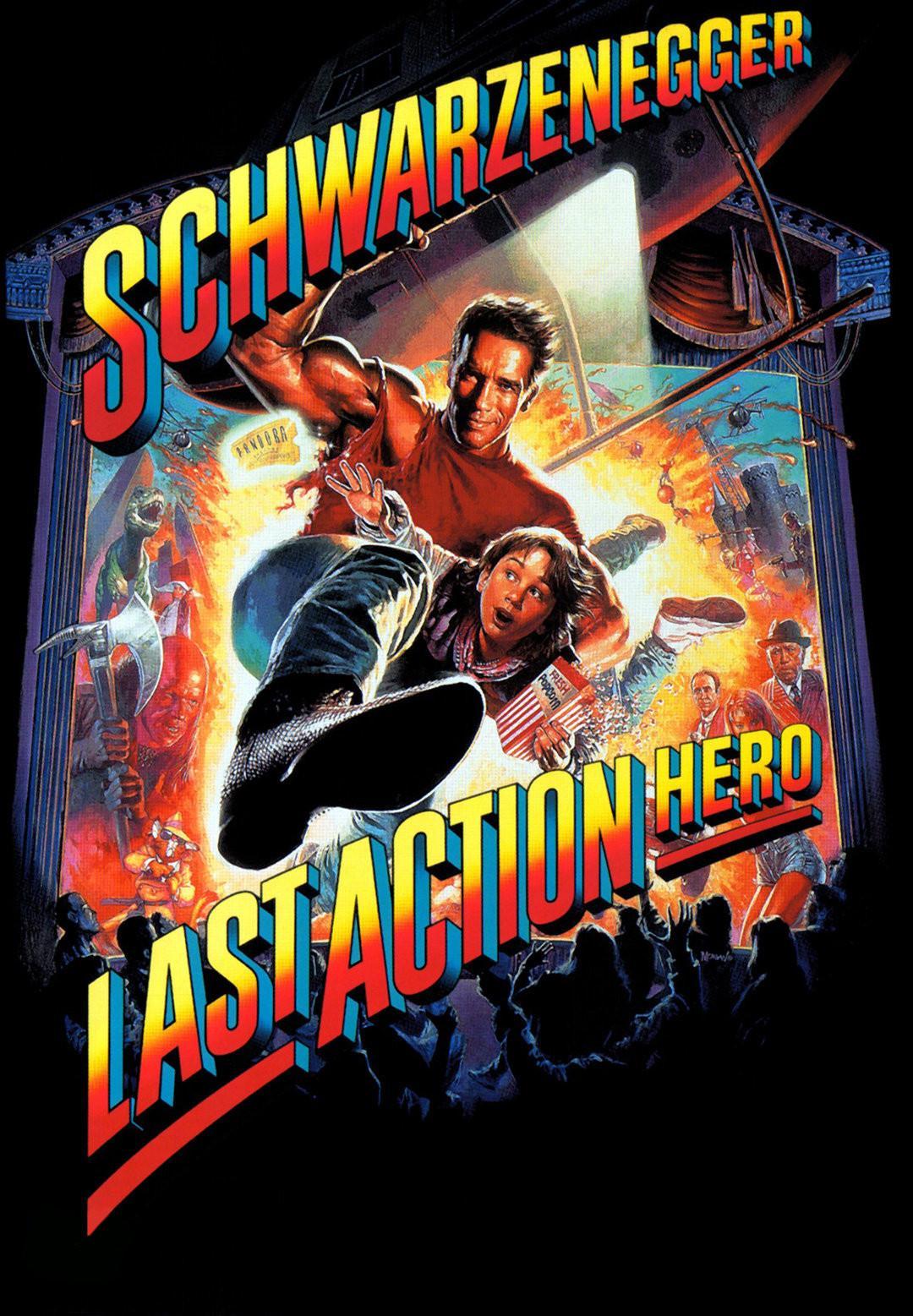 last action zero ultimo gran heroe
