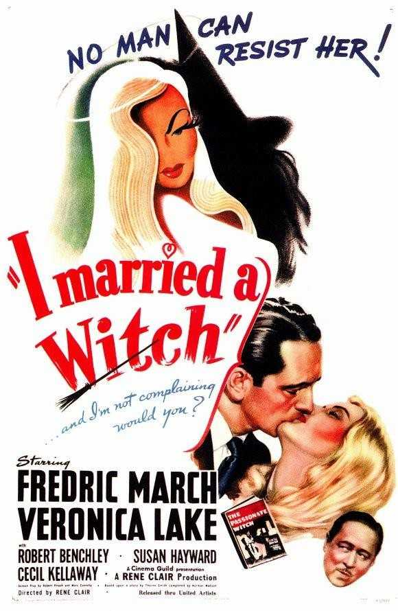 married witch me case con una bruja