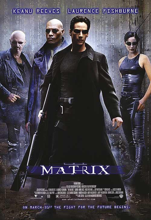 matrix poster pelicula