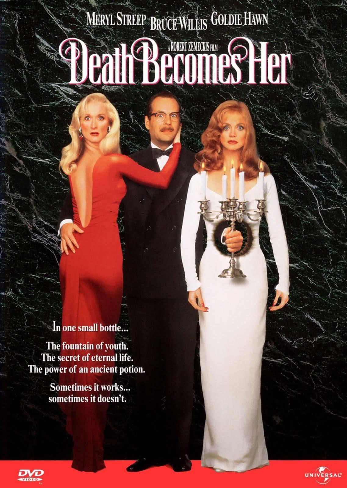 muerte sienta bien 1992 death becomes her