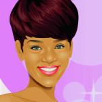 Peluquera estilista de Rihanna