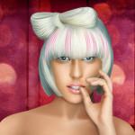 Peluquería y maquillaje para Lady Gaga