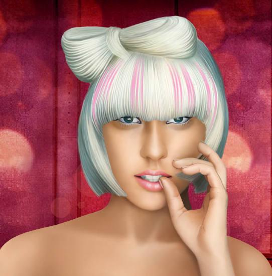 peluqueria-maquillaje-lady-gaga