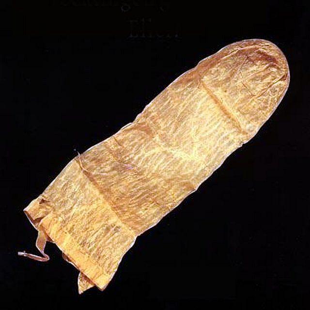 preservativo 1640 historia profilactico