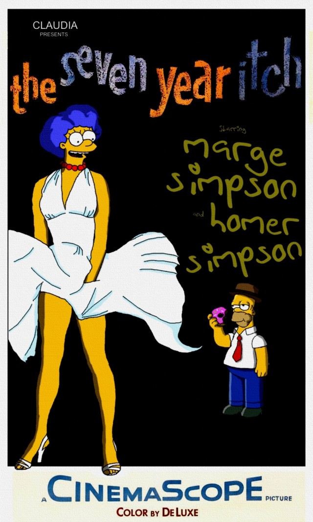 seven year itch tentacion vive arriba simpsons