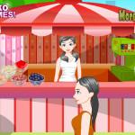 La tienda de zumos y jugos de frutas