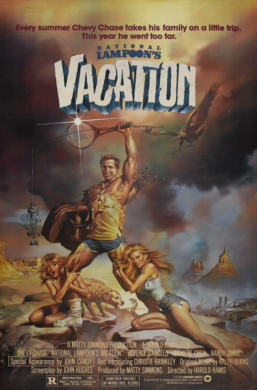 vacation vacaciones chiflada familia americana