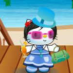 Vestidos de verano para Hello Kitty