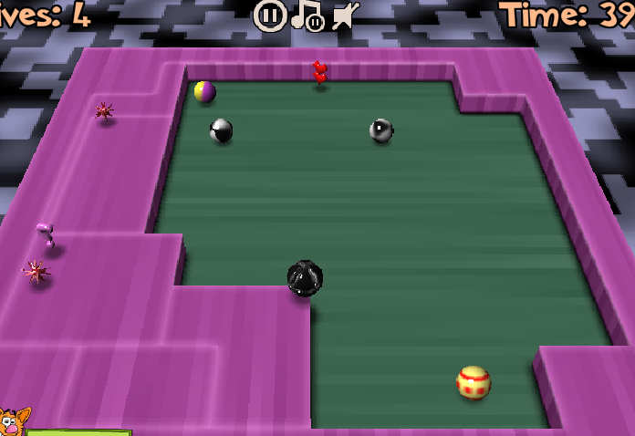 xonix qix online flsh juego
