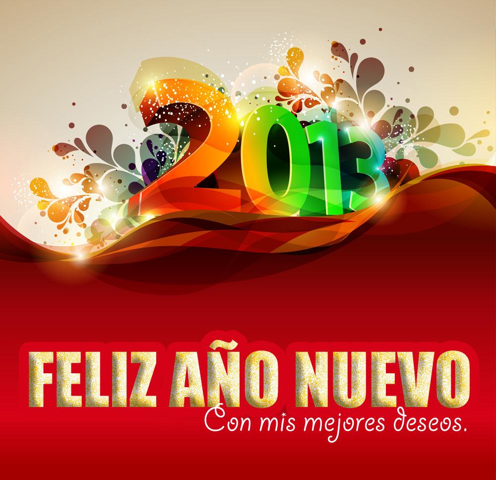 2013 felicitacion