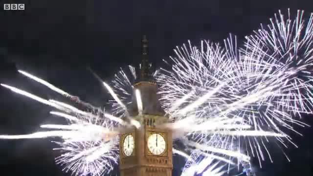 ano nuevo londres